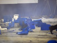 Fakel Voronezh-Dynamo Moscow match halted by riot