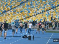 Metalist 1925 hools force Ukrainian Amateur League final to be abandoned