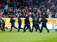 2. Bundesliga: Holstein Kiel hools try to attack St. Pauli end