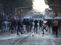 Marseille fans clash with police before PSG game