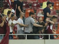 Fight breaks out in stands at CSA Steaua vs Academia Rapid match