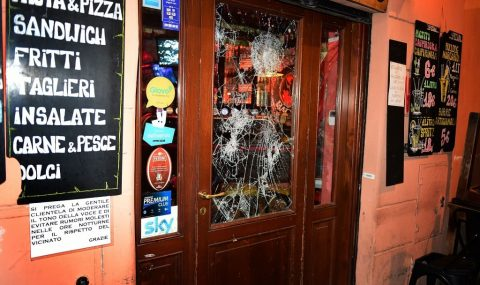 Celtic fans attacked in Rome ahead of EL match