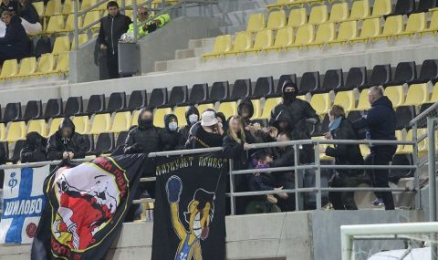 Fakel Voronezh and Ural Yekaterinburg fans attacked during FNL Cup tie